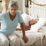 Rückenschmerzen durch falsch eingestellten Lattenrost?