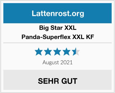 Big Star XXL Panda-Superflex XXL KF Test