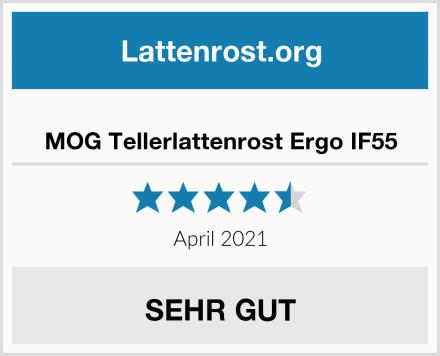 MOG Tellerlattenrost Ergo IF55 Test